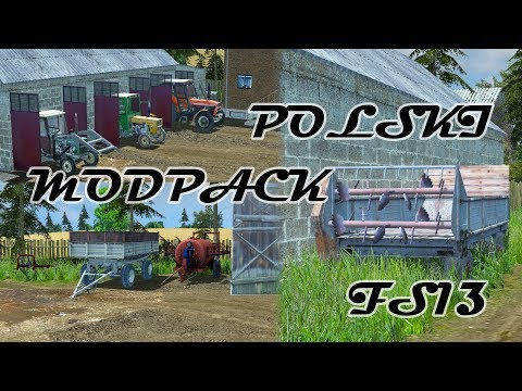 Polski Modpack FS13