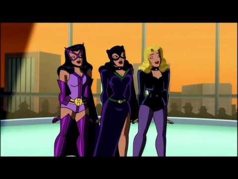 """Birds of Prey"" from Batman: The Brave and The Bold"