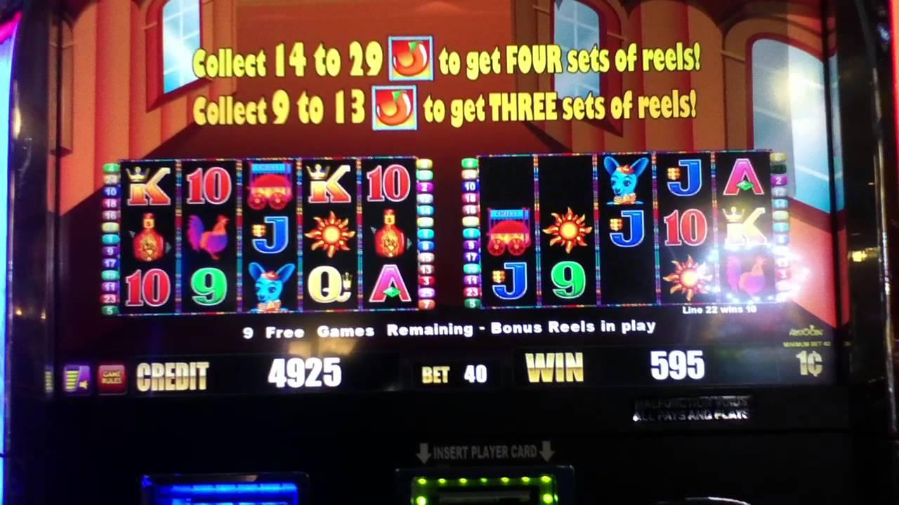 Strip Slot Game