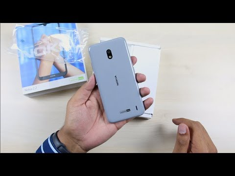 Nokia 2 2 Unboxing & Hands on Review | Cheapest Android One Smartphone