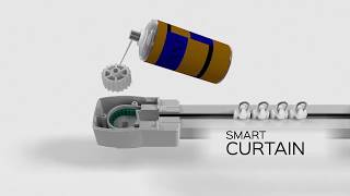 Motorized Curtain Track Assembly Guide - Smart Curtain