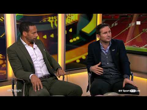 Rio & Lampard: Our obsession with winning cost England | Premier League Tonight