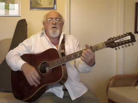 12-string Guitar: Flower of Scotland (Including lyrics and chords)
