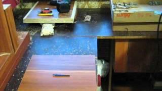 видео Демонтаж стяжки — инструменты, приспособления, правила и методы выполнения
