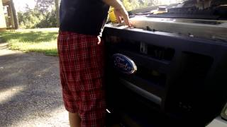 The ranger 2006 Ford car truck