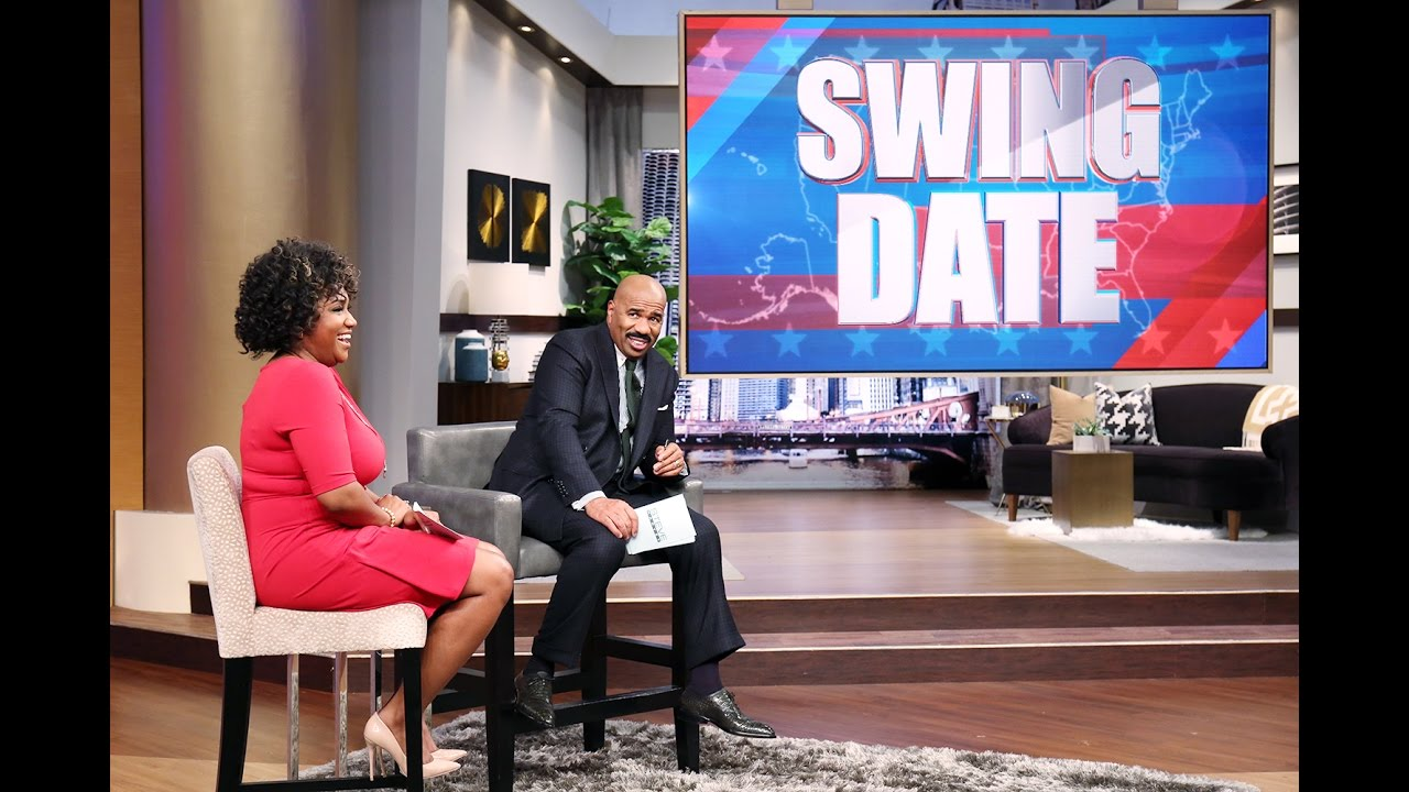 Swing Vote Dater Recap  STEVE HARVEY