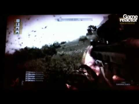 E309: Operation Flashpoint 2: Dragon Rising - Gameplay  