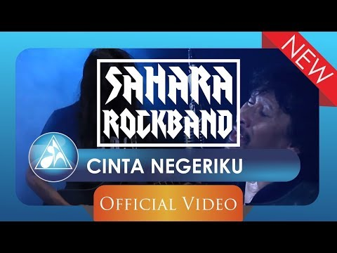Sahara Rock Band - Cinta Negeriku [Official Video Clip]