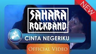 Sahara Rock Band - Cinta Negeriku [Official Video Clip]