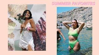 Summer Favorites 2018