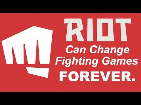 How Riot Games' New Fighter Can Change FGC History