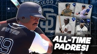 THE ALL-TIME SAN DIEGO PADRES TEAM BUILD
