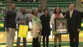 Tech Women's Basketball - 2017 Senior Night