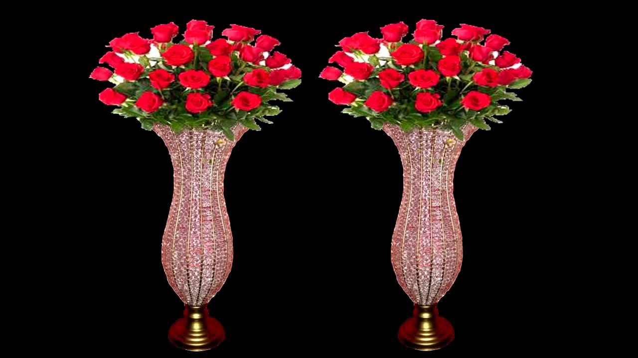 Vasos Cristal Decorados