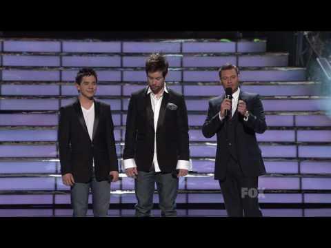 Finale - David Cook Wins American Idol Season 7