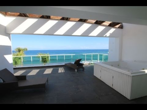 Luxury Beachfront Penthouse for Sale in Dominican Republic