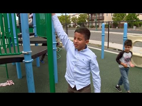 East Bay Elementary School Student Proves Heroes Come In All Sizes