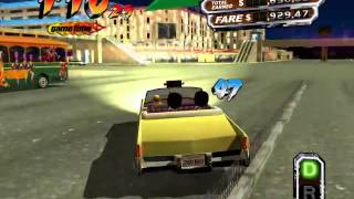 Crazy Taxi 3 gameplay on PC