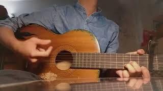[HD] Giờ Thì Anh Hứa Để Làm Gì? - Ưng Hoàng Phúc - Guitar Cover