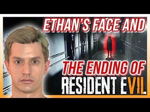 RESIDENT EVIL 7 - Datamined Leaks Part 3 - Ending Summary - Ethan Revealed