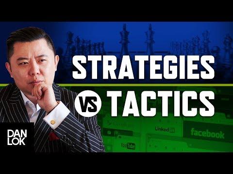 Business Profit Maximizer #1 - Strategies VS Tactics