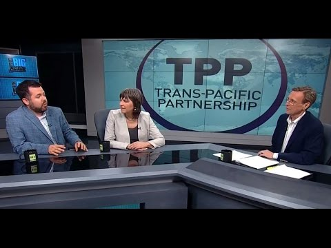 Full Show 8/15/16: Bernie Calls On Dems to Reject TPP