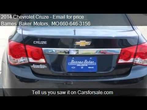 2014 Chevrolet Cruze Sedan LS - for sale in Chillicothe ...