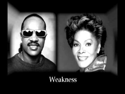 Dionne Warwick & Stevie Wonder - Weakness