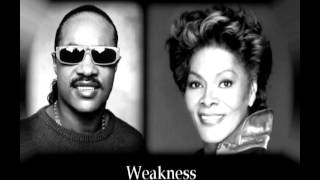 Dionne Warwick & Stevie Wonder - Weakness