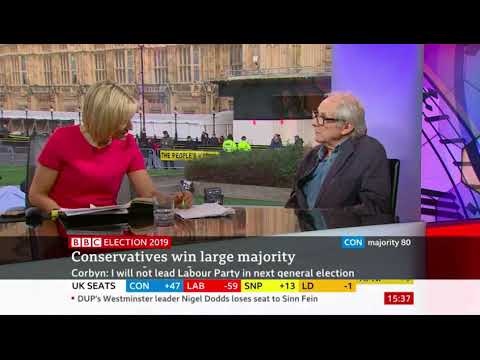 Ken Loach on 'campaign' of anti-Semitism accusations against Labour
