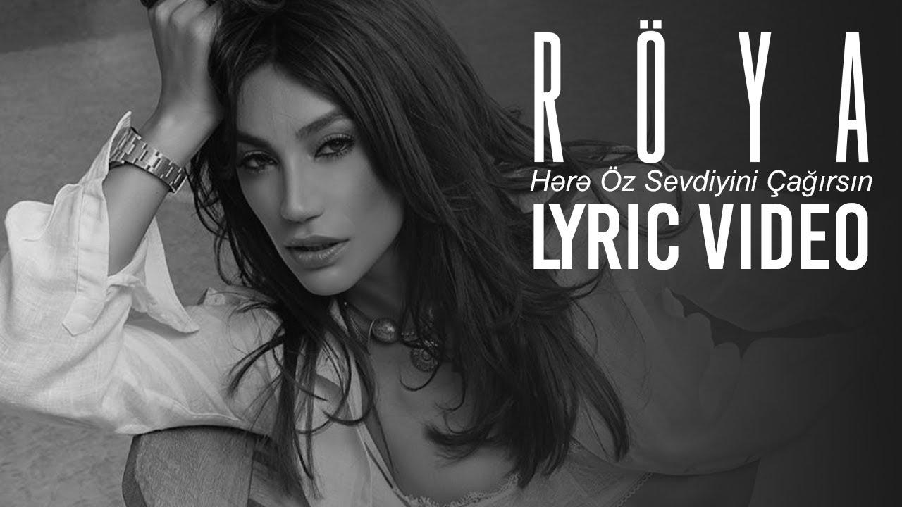 Roya Ayxan - Sene Gore (studio version)
