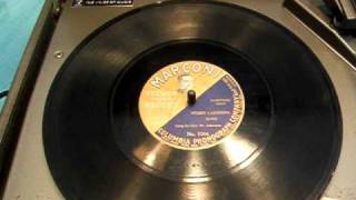 George W. Johnson sings - The Laughing Song - a Marconi Record 1906