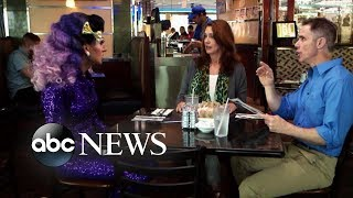Download Video Parents disapprove of their drag queen son's look while out to eat | What Would You Do? | WWYD MP3 3GP MP4