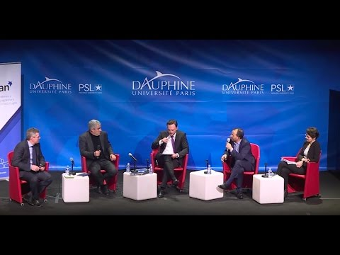 Le Big Data dans la finance - Conference en partenariat avec Paris Dauphine