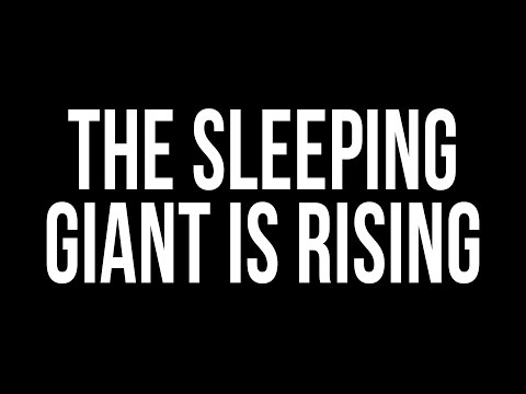 EPIC ALEX JONES: The Sleeping Giant is Rising