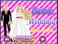 Wedding Barbie House Games