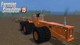 Farming Simulator 2015 mod monster tractor CHAMBERLAIN V2