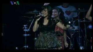 "Konser Ikke Nurjanah di Amerika - Dunia Kita "" Ep. Cherry Blossom"" 15 April 2010"