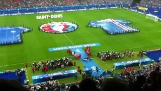 EURO2016 France v Iceland Entrance