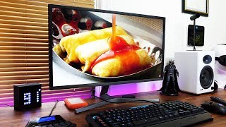 monitor Review: Samsung (2017) 28