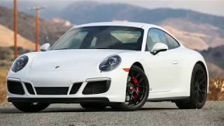 2017 Porsche 911 Carrera 4 GTS Manual Full Review