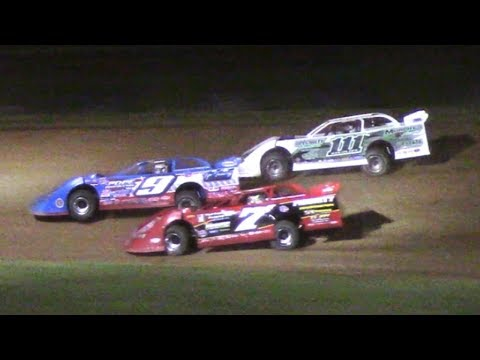 World of Outlaws Late Model Feature | McKean County Raceway | 6-20-17