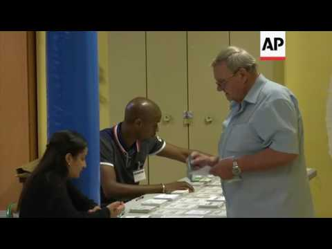 Polls open in French parliamentary election
