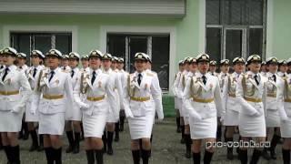 В Вольске встретили участниц Парада Победы в Москве