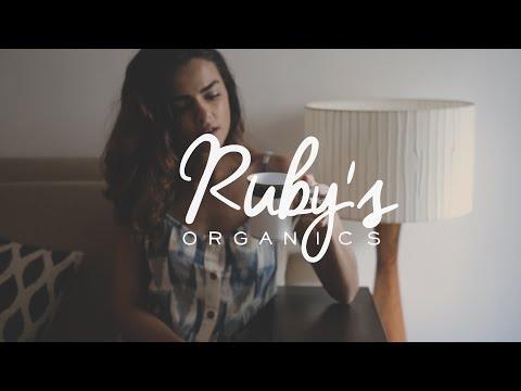 Ruby's Organics - Lipstick Demo
