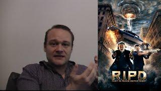 R.I.P.D. / Filmkritik Deutsch / Review German