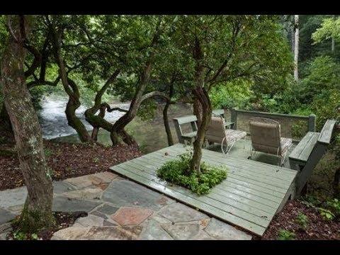 Romantic 1 Bedroom cabin on the River - River Rhapsody