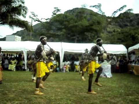 Traditional Beat of Kagoro Chiefdom, Kaduan State, Nigeria.