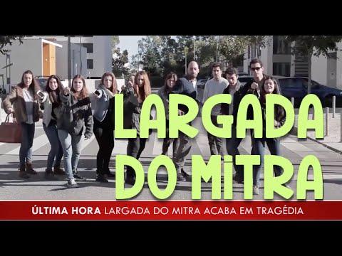 Bumerangue T2 #14 - Largada do Mitra