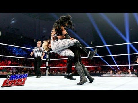 WWE Main Event - Kaitlyn vs. Aksana: WWE Main Event, June 19, 2013
